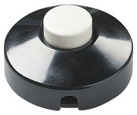 1P 2[2]A 1-way foot switch black